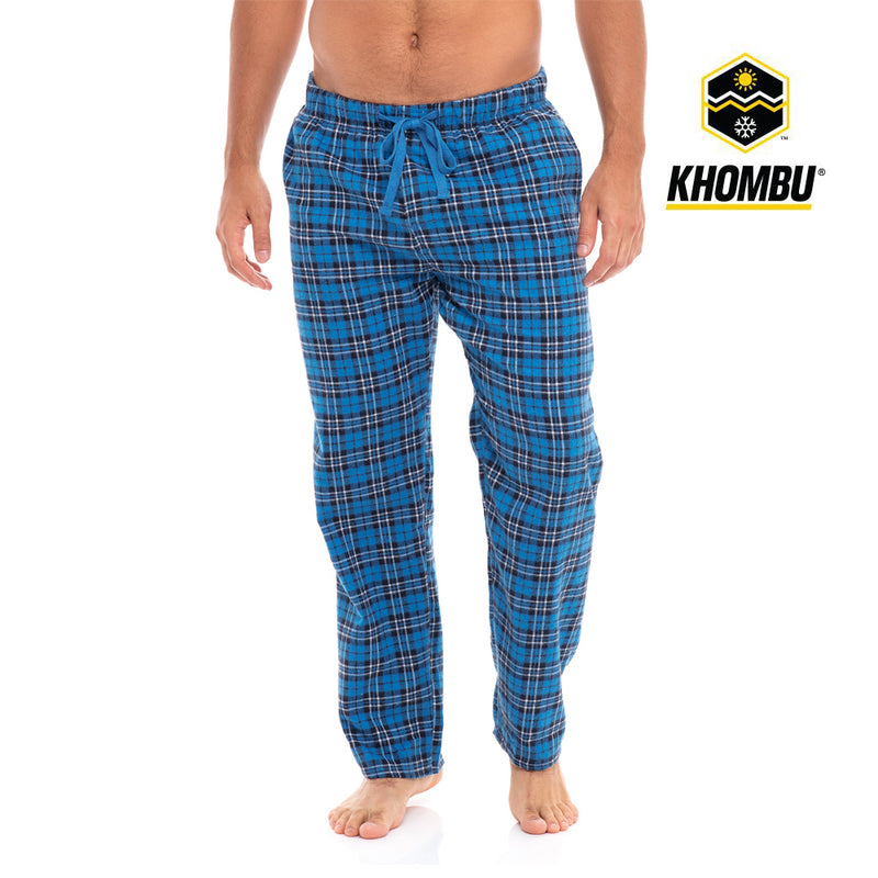 Khombu Mens Pajama Set