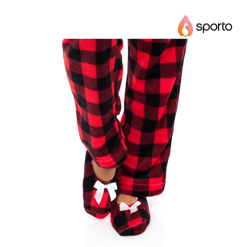 Sporto Womens Sleepwear Set