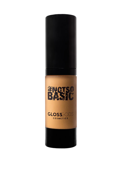 #Notsobasic HiDef Foundation c45 Hi-Def Foundation Glossgods Cosmetics GlossGods