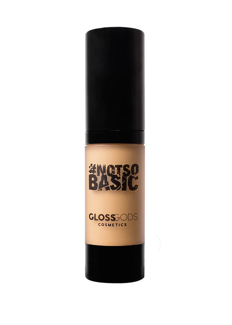 #Notsobasic HiDef Foundation c25 Hi-Def Foundation Glossgods Cosmetics GlossGods