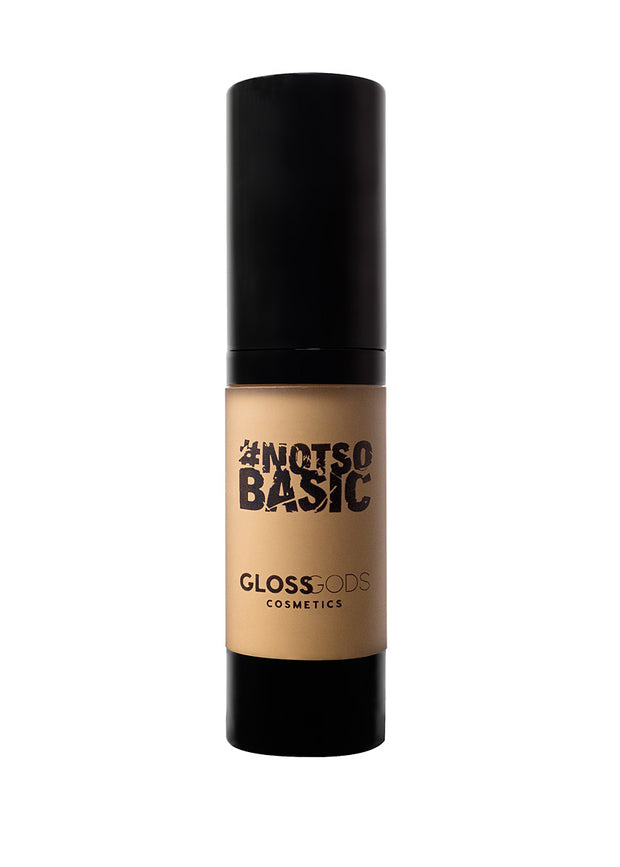 #Notsobasic HiDef Foundation c35 Hi-Def Foundation Glossgods Cosmetics GlossGods