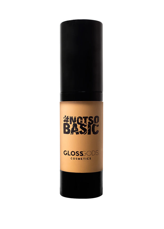 #Notsobasic HiDef Foundation c6 Hi-Def Foundation Glossgods Cosmetics GlossGods