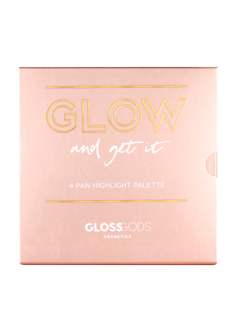 Glow and Get it Highlighter Palette