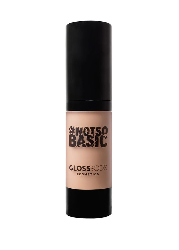 #Notsobasic HiDef Foundation n25 Hi-Def Foundation Glossgods Cosmetics GlossGods