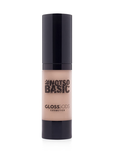 #Notsobasic HiDef Foundation n2 Hi-Def Foundation Glossgods Cosmetics GlossGods