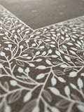 Ketubah - Lace Leaves