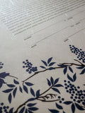 Signature Ketubah Design (Washi Paper) Grapevines