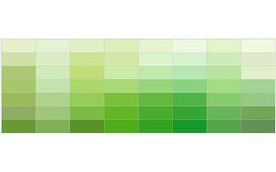 All Shades of Green Welcome