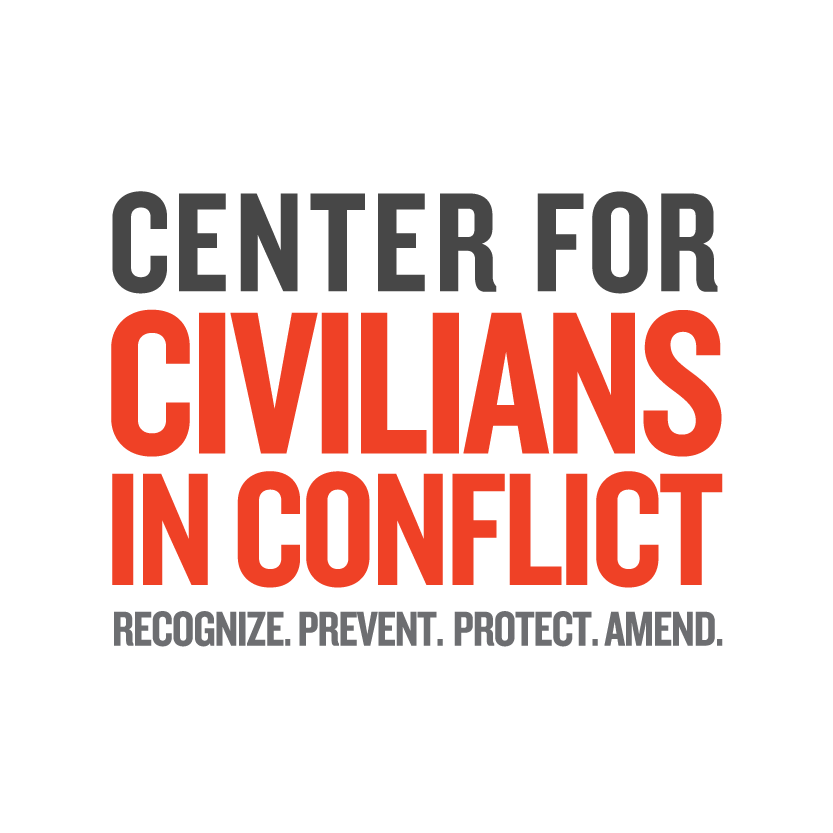 The Center for Civilians in Conflict (CIVIC) is working toward a world where parties to armed conflicts recognize the dignity and rights of civilians, prevent civilian harm, protect civilians caught in conflict, and amend harm.