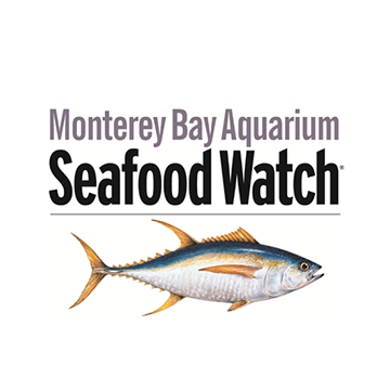 The Monterey Bay Aquarium Seafood Watch program helps consumers and businesses make choices for a healthy ocean.