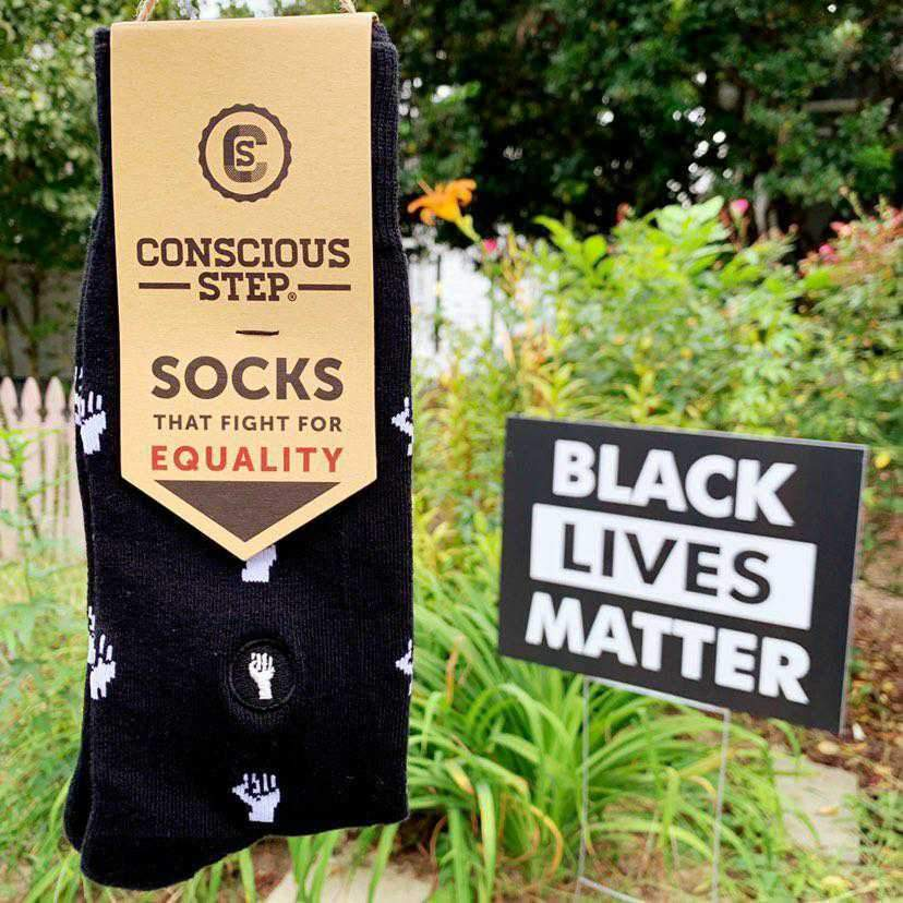 Organic Socks that Fight for Equality