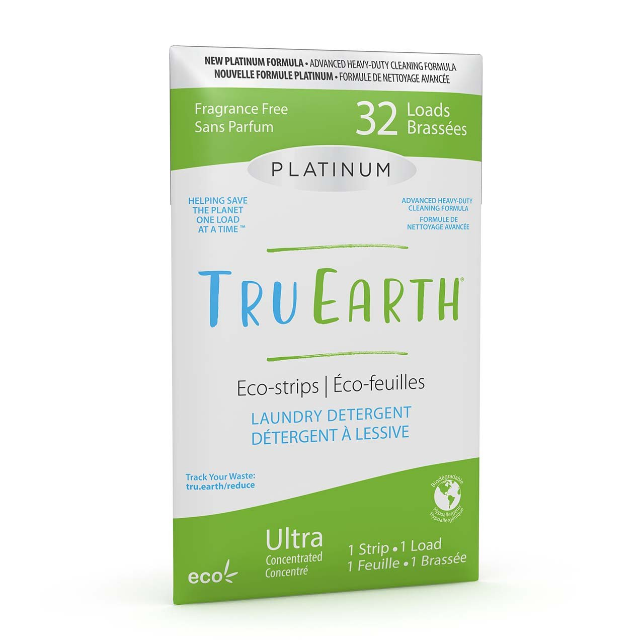 Eco-strips Laundry Detergent—PLATINUM