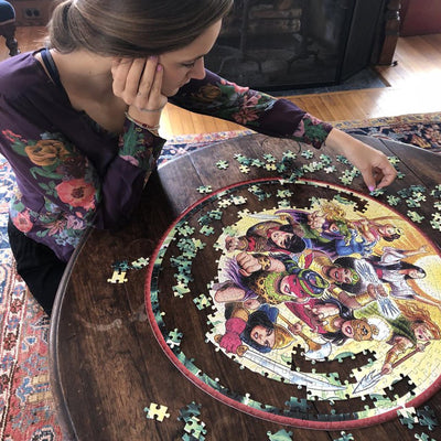 Goddesses & Warriors — 500 Piece Puzzle