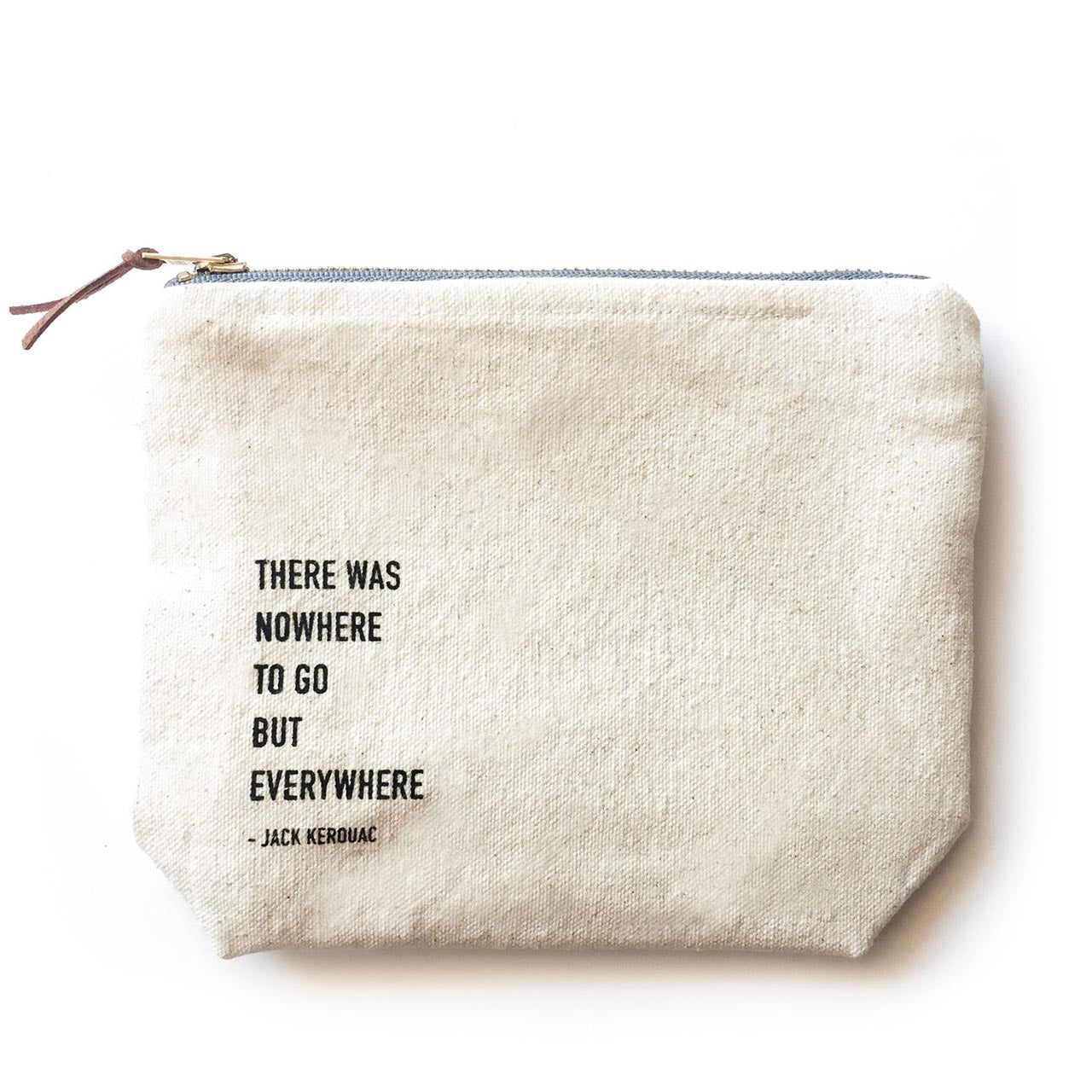 Adventures Calling Canvas Bag