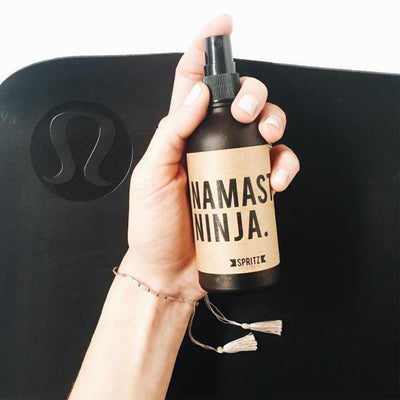 Namaste Ninja Essential Oil Spray