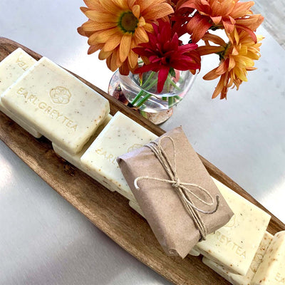 Bath & Body Soap Bar — Earl Grey Tea with Bergamot