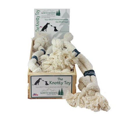 A Knotty Toy For Good Dogs