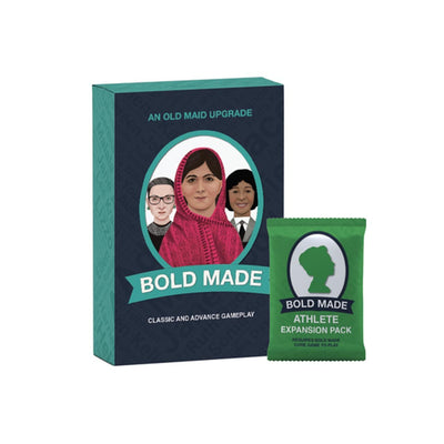 Bold Made™ — An Old Maid Upgrade
