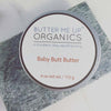 4 oz circular tin of baby butt butter