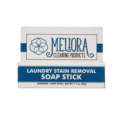 1.7 oz laundry stain removal soap stick, blue and white