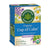 blue box containing 16 wrapped tea bags. nt wt .85 oz. usda organic seal