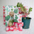 Eco-Friendly Wrapping Paper — Cactus Watercolor