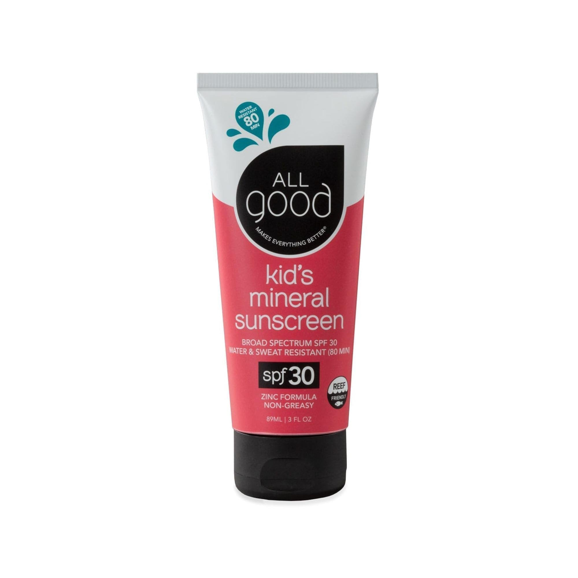 SPF 30 Kid's Mineral Sunscreen Lotion