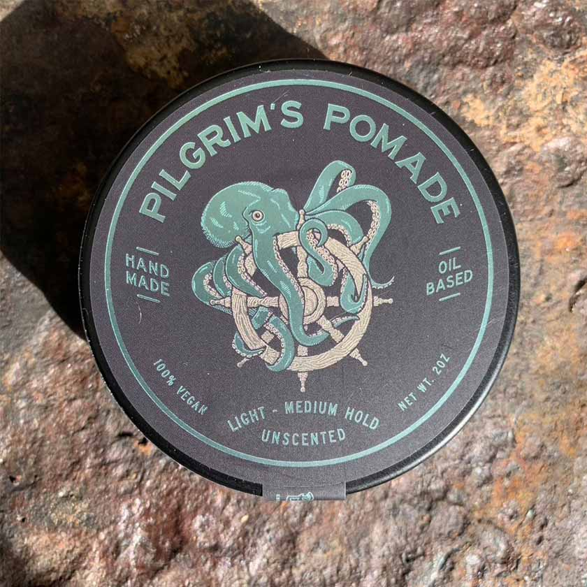 Pilgrim's Pomade | Unscented