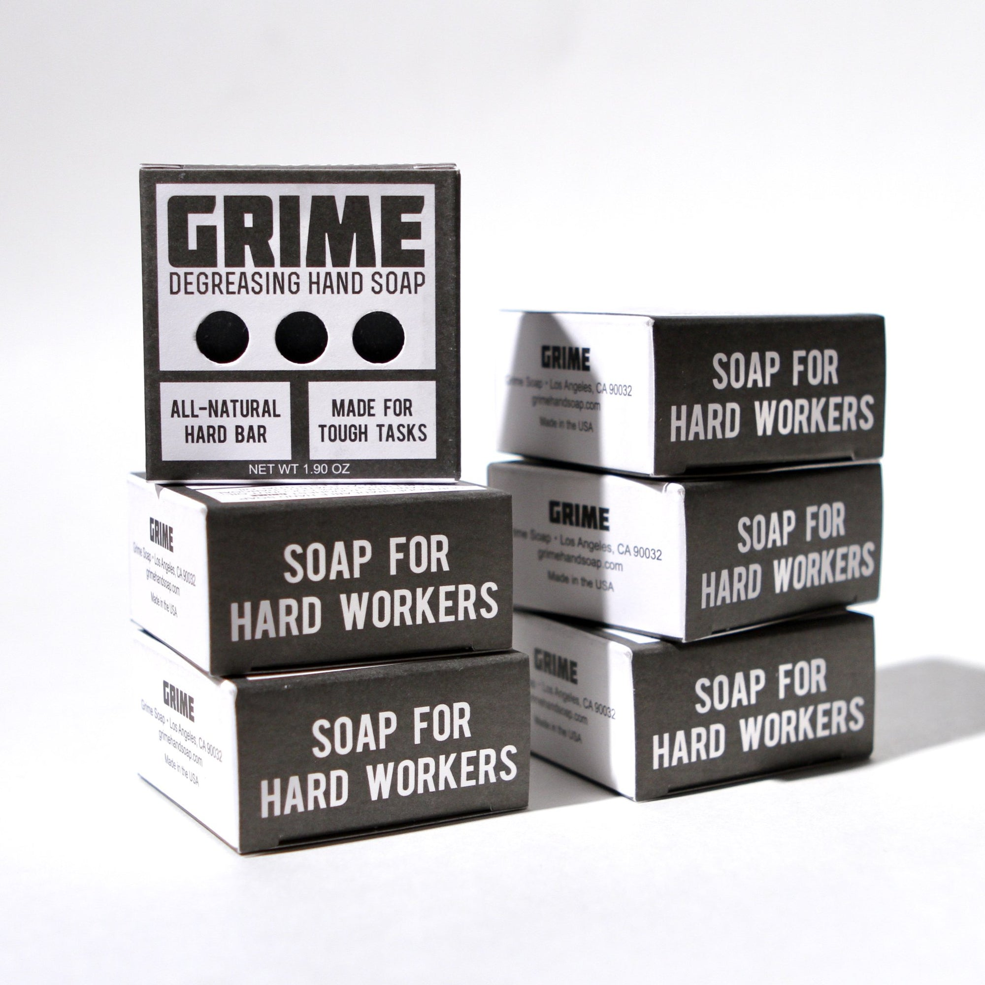 Grime Degreasing Hand Soap