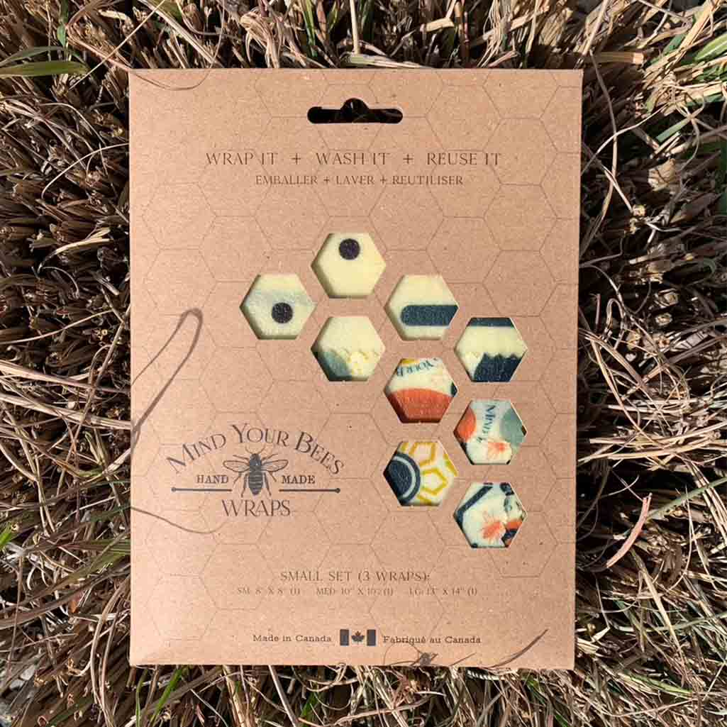 Organic Beeswax Food Wraps | Modernism