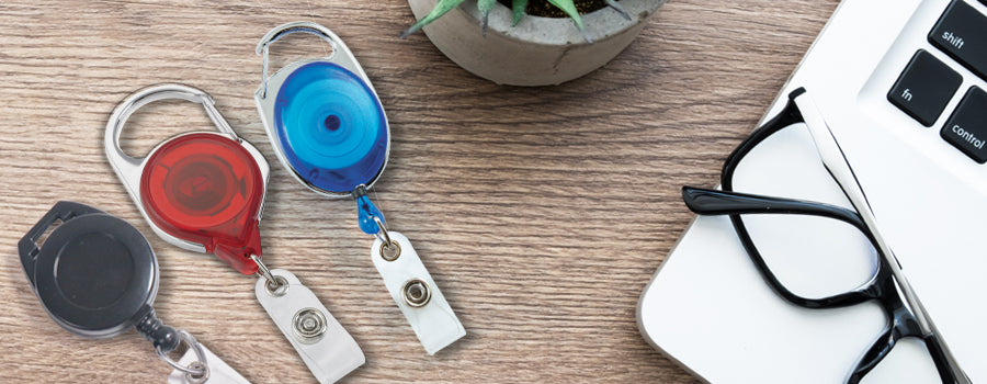 Read Before You Buy Retractable ID Badge Holders