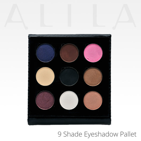 9 Shade Eyeshadow Pallet