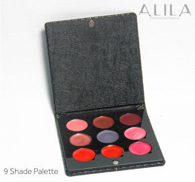 9 Shade Lip Pallets
