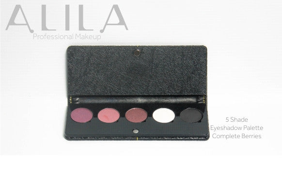 5 Shade Eyeshadow Pallets