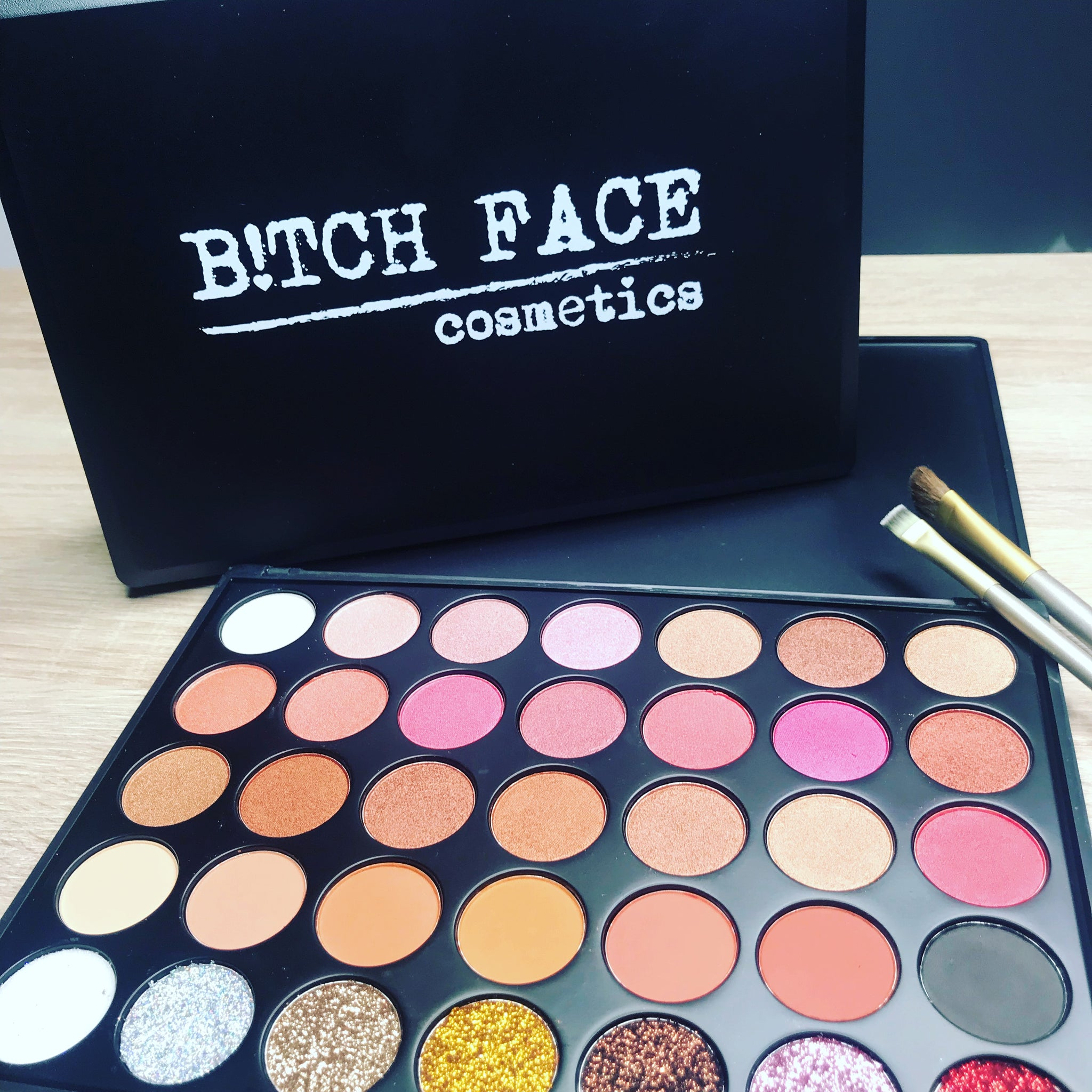 B!tch Face Palette - It's so Basic