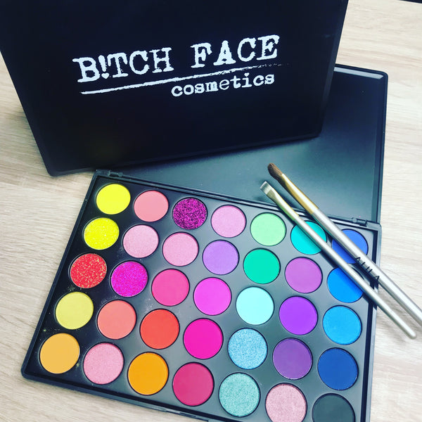 B!tch Face Palette - On the Bright Side