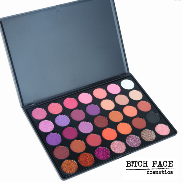 B!tch Face Palette - Throwing Shade