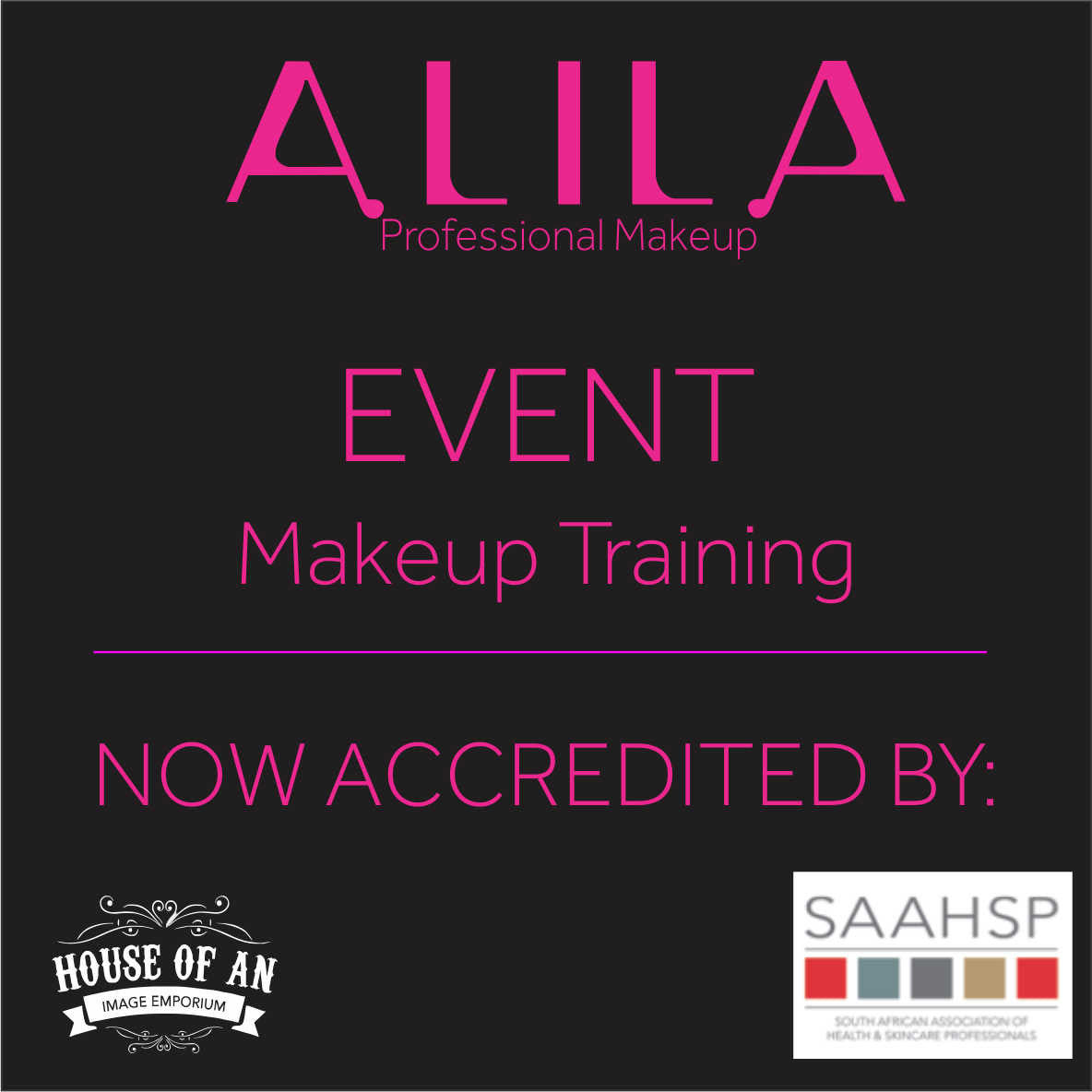 Event Makeup Training