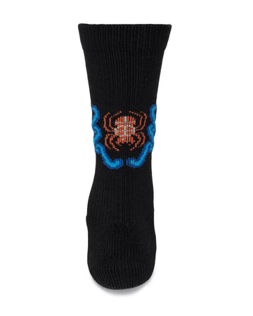 Water Spider Crew Sock