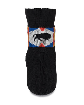 Buffalo Quarter Sock