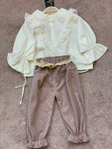 SET Pants GIRL - 3 buc