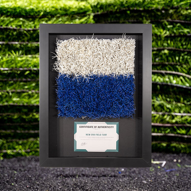 "10"" End Zone Letter - Shadow Box"