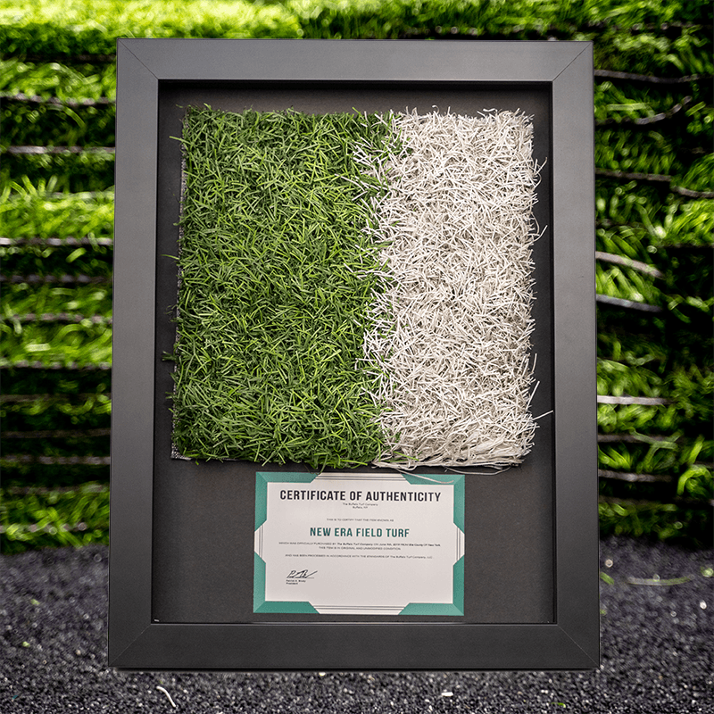 "10"" Field & Sideline - Shadow Box"
