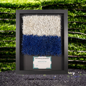 "12"" End Zone Letter - Shadow Box"