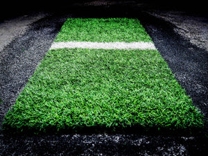 5' x 2' Field with Yard Line