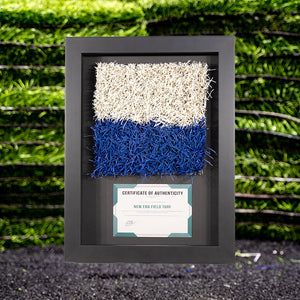 "8"" End Zone Letter - Shadow Box"