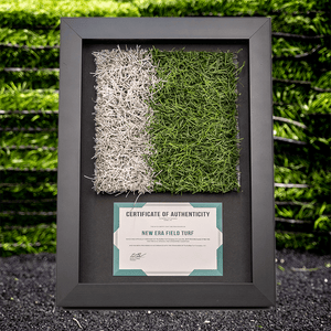 "8"" Field & Sideline - Shadow Box"