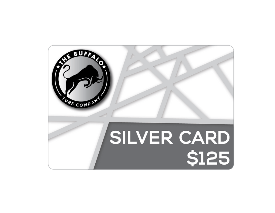 Silver Card - $125 Value