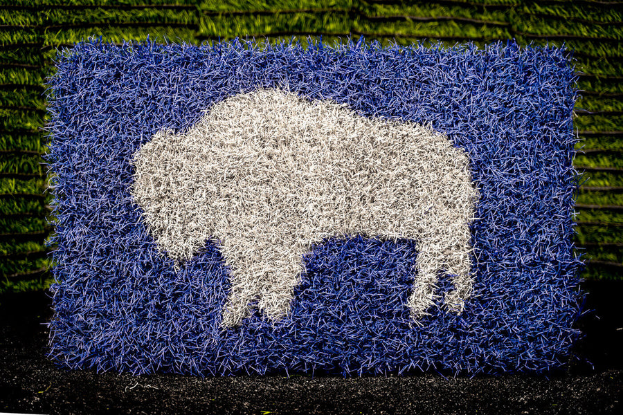 Buffalo Inlay - End Zone & Side Line (LIMITED)