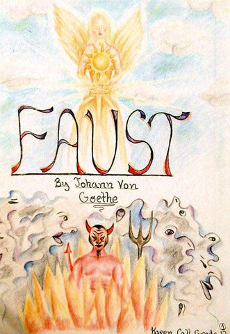 Waldorf Main Lesson Book - Faust